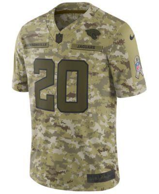info for 749ec 444db Nike Men Jalen Ramsey Jacksonville Jaguars Salute To Service ...