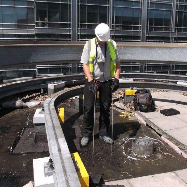 Thornton Roof Leak Detection