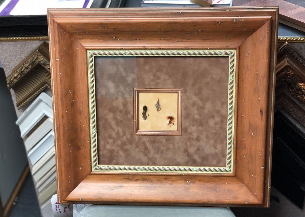 Fisherman\'s Trophy Art $265 Bonrics Custom Framing and Gallery ...