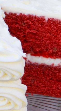 Classic Red Velvet Cake from Scratch -   21 cake Carrot red velvet ideas