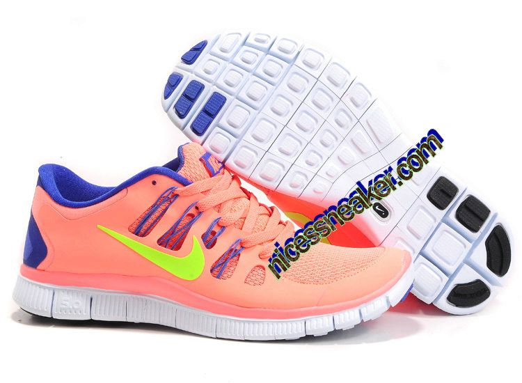 size 40 6c6ad 01006 Save Up To 79% Womens Nike Free 5.0 Pink Blue Yellow Shoes