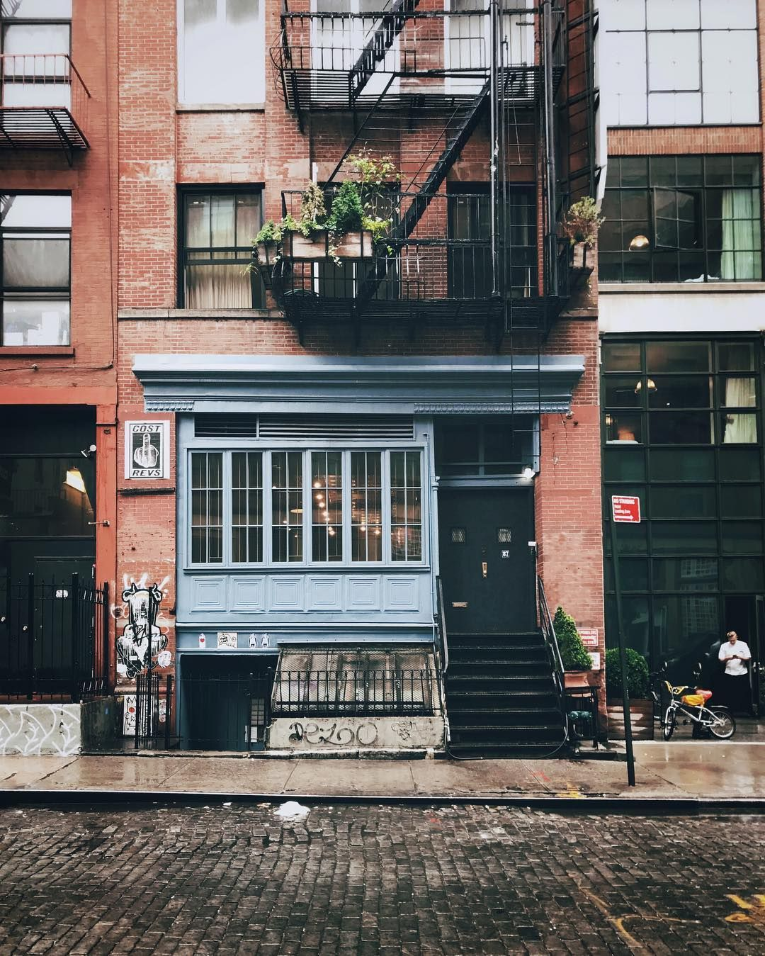 Nyc Rents: Building Exterior, Cool