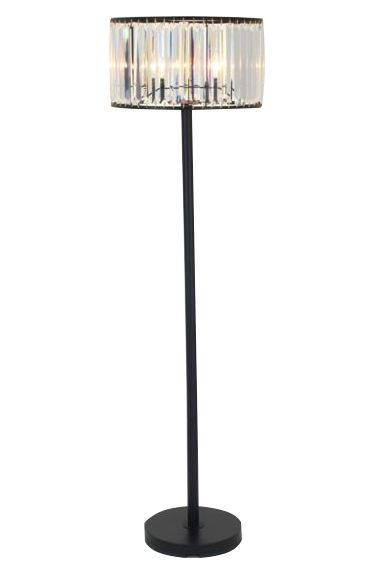 Floor Lamp-Wells Crystal in 2018 Products Pinterest Floor Lamp