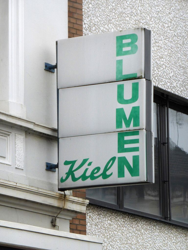 Blumen Kiel