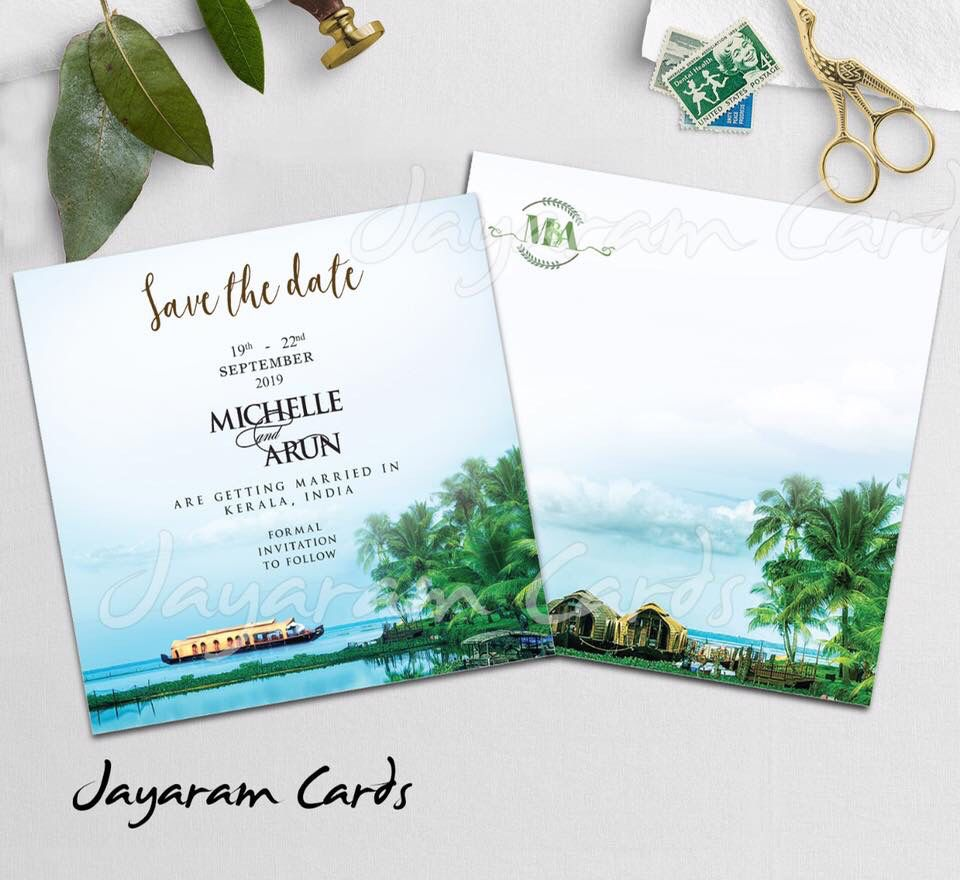 Save The Date Card Wedding Cards Wedding Invitation Cards Save The Date Cards