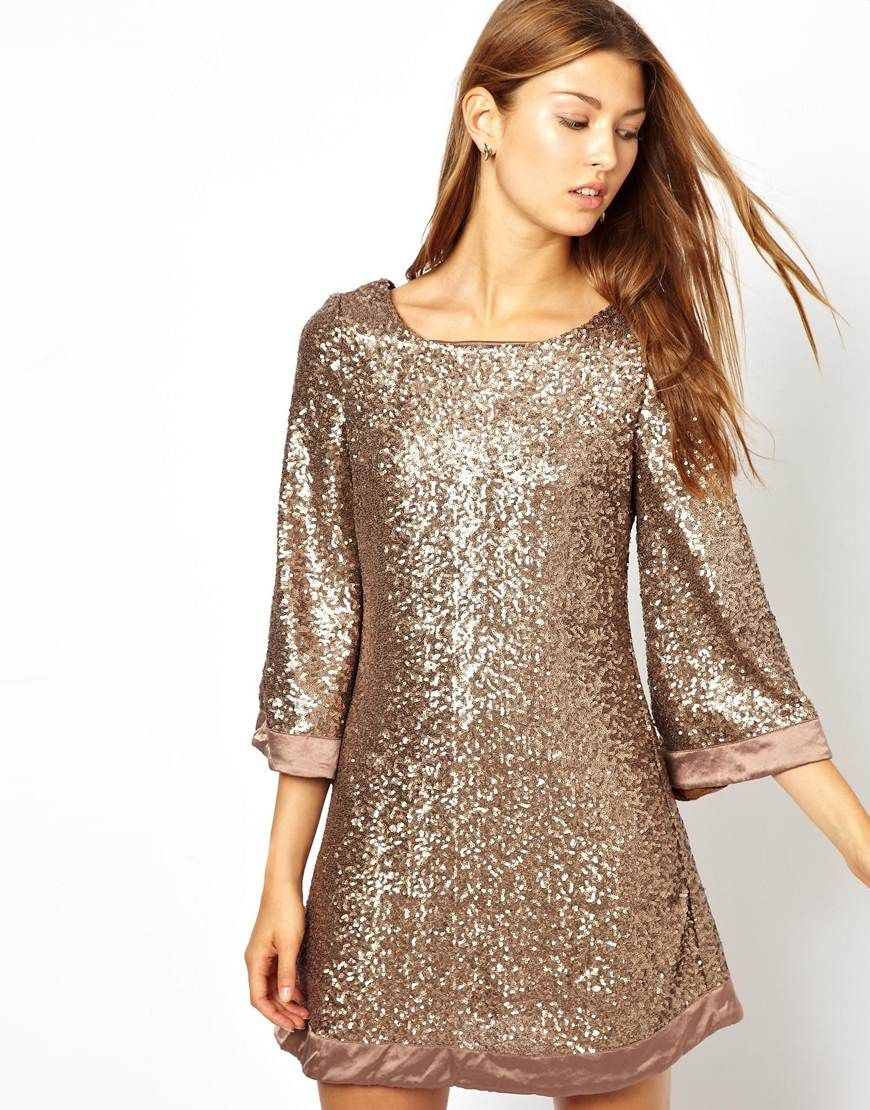 Tunic Cocktail Dress