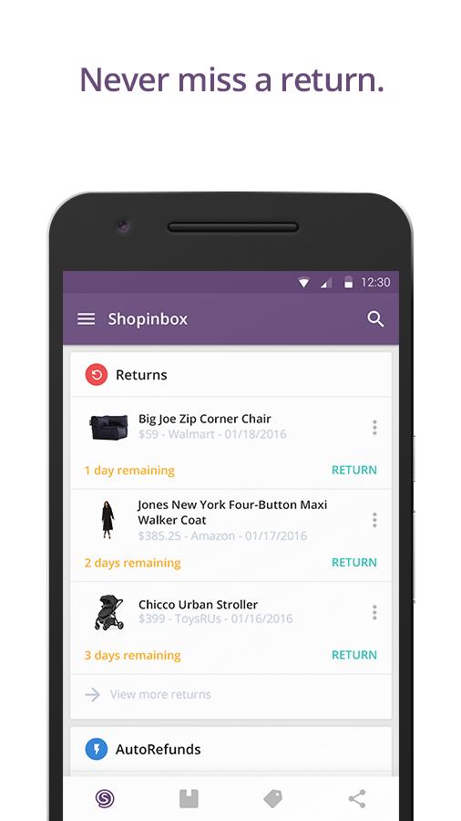 ShopInbox App Review App reviews, Chicco urban stroller, App