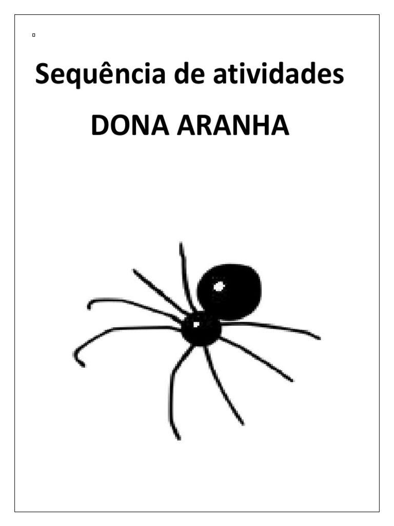 I M Reading Sequencia De Atividades Dona Aranha On Scribd Com