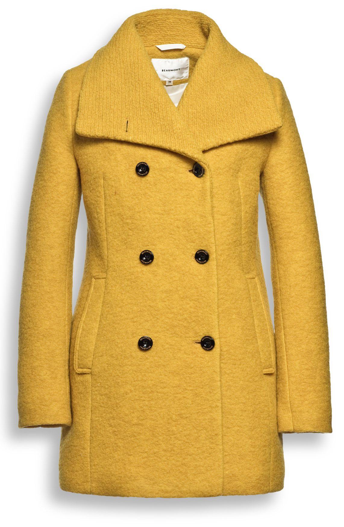 Wollen mantel   Mode Damesjassen, Jas en Kleding