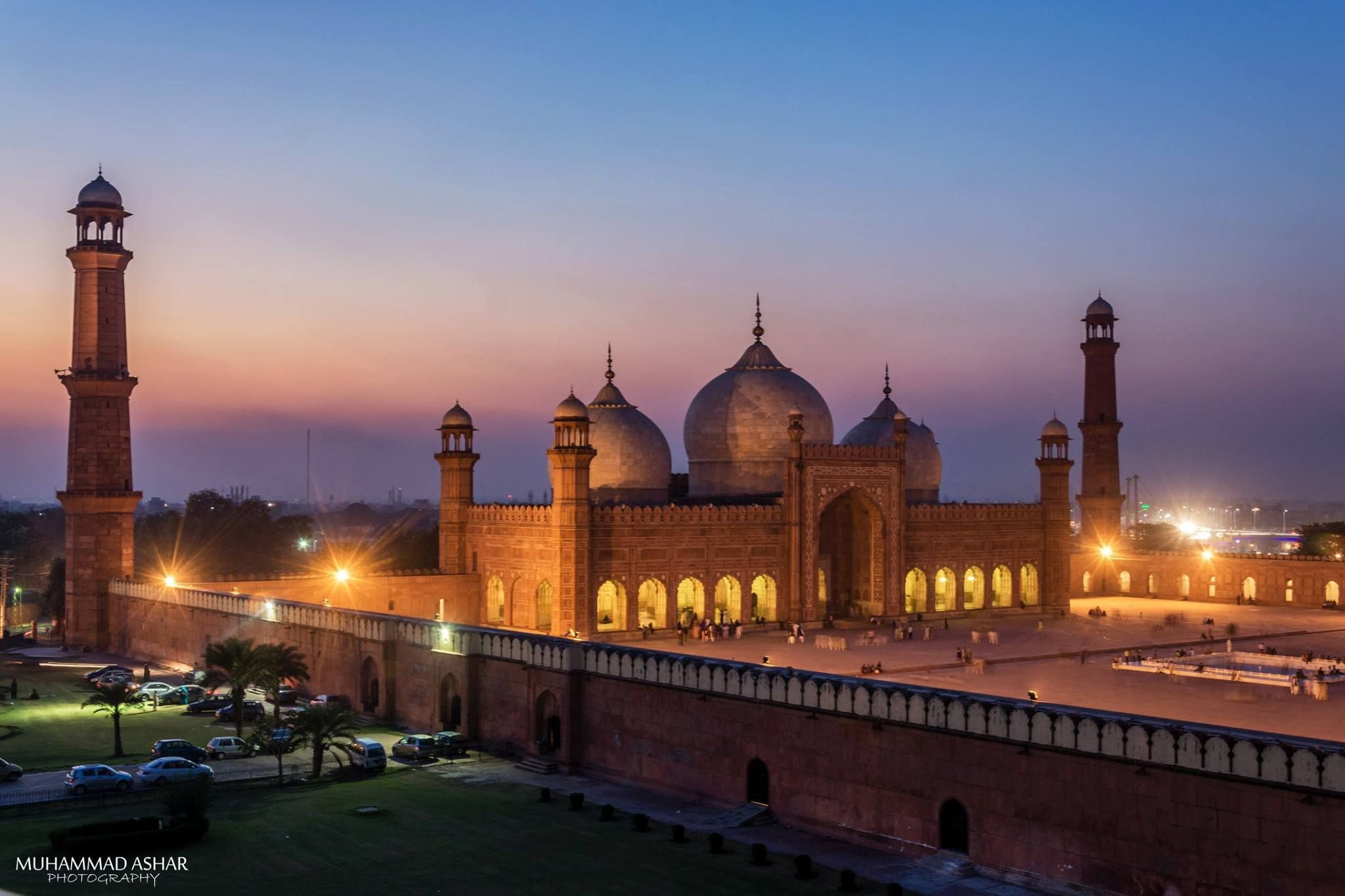Iara Lee PAKISTAN LAHORE Just after the
