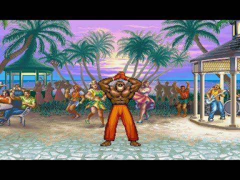 Super Street Fighter II OST Dee Jay Theme - YouTube | VGMAR