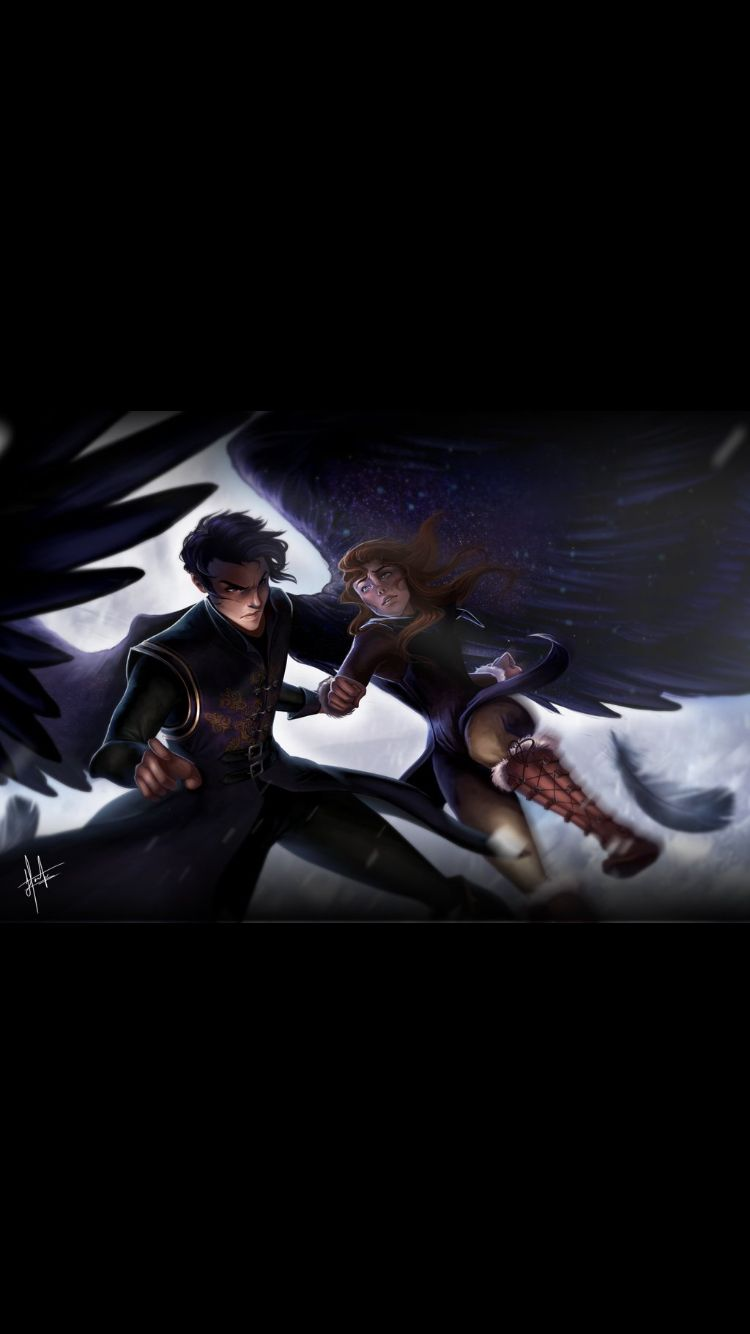 Rhys And Feyre A Court Of Mist And Fury Rhysand