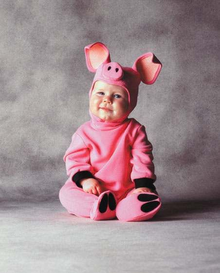 Tom Arma Pig Infant Costume- nose on the hat.  sc 1 st  Pinterest & Tom Arma Pig Infant Costume- nose on the hat. | Maylea | Pinterest ...