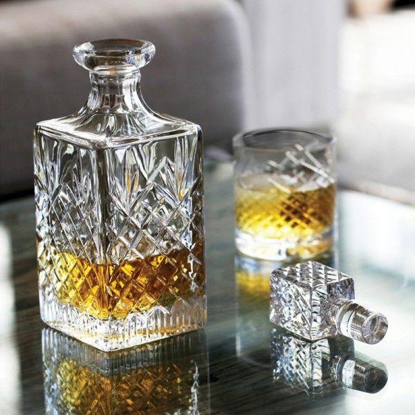 whisky karaffe jfk geschenkideen f r m nner whisky. Black Bedroom Furniture Sets. Home Design Ideas