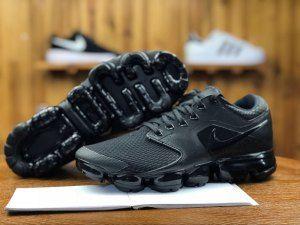 3a023a61295 Nike Vapormax Mesh CS Black Total Crimson Black AH9046 002 Women s Men s  Running Shoes