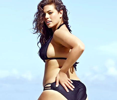 Sports Illustrated Adds Plus-Size Model Ashley Graham to Swimsuit ...