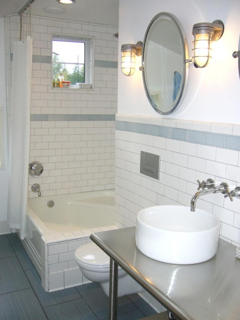 Beautiful Bathroom Redos on a Budget | Innovative ideas, Bath shower ...