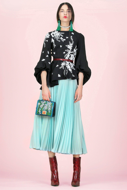 Andrew Gn Resort 2018 Fashion Show | Fashion, Fashion show, Fashion show collection