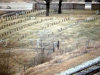 Cemetery which is still in use today | History Behind the