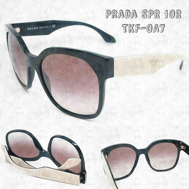 a5b92ba6e9bae Prada SPR 10R Sunglasses in stock at EyeHeartShades.com  sunglasses  prada   pradas  pradasunglasses  shades  womensunglasses  womenswear   stuffyoushouldhave ...