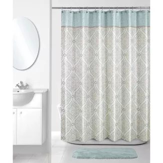 Shower Curtain Shower Curtains Target Fabric Shower Curtains