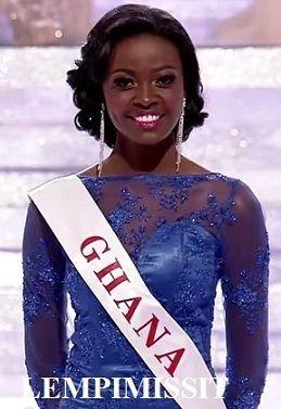 Miss GHana 2013