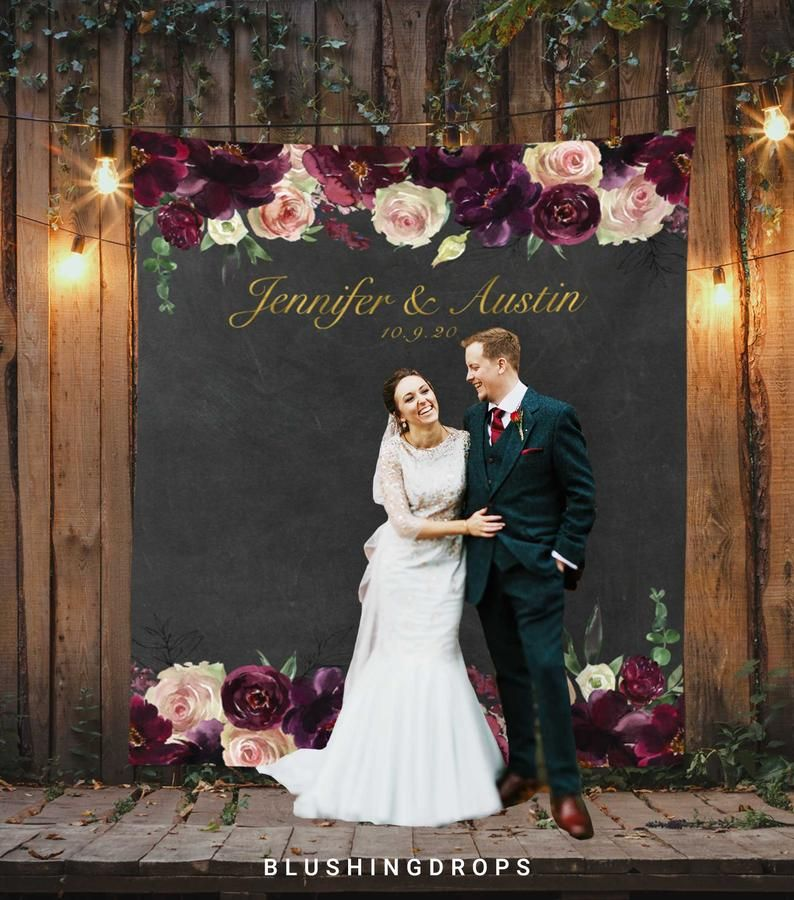 Burgundy Wedding Backdrop, Boho Wedding Decor, Photo Booth Backdrop, Wedding Decoration and Idea, Wedding Arch Decor Wedding Reception Decor #engagementpartyideasdecorations