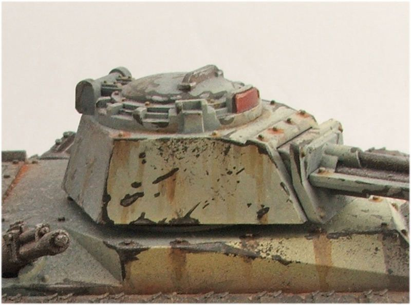 Vehicle weathering tutorial | Modeling stuff | Modeling techniques