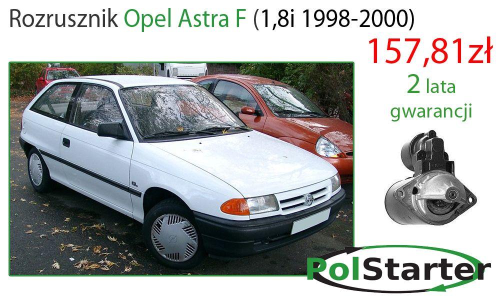 Proponujemy Nowy Rozrusznik R1188 Z Dwuletnia Gwarancja Okazja Dla Posiadaczy Opla Astry F Polecamy Rozrusznik Czescisamochodowe Alternator Chevrolet Car