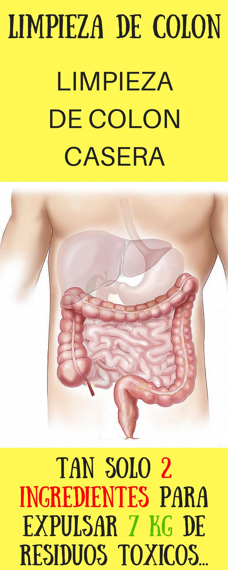 El intestino rapido limpiar