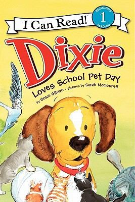 When Dixie gets to join Emma at school for Pet Day, she can hardly stop wagging her tail with excitement! Emma's classmates have all kinds of pets--hamsters, birds, goldfish--even lizards! Dixie tries her best to sit still, but with all the new friends to make, she may not be able to stay calm for long . . . Dixie's loveable antics will keep beginning readers laughing in this wonderful addition to the I Can Read library.