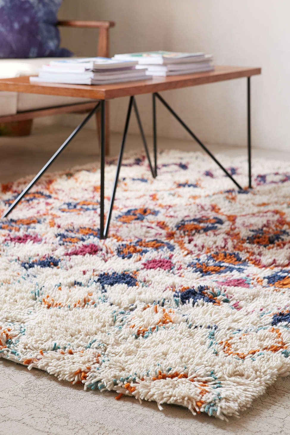 Magical Thinking Noor Shag Rug Magical Thinking Shaggy Rugs And