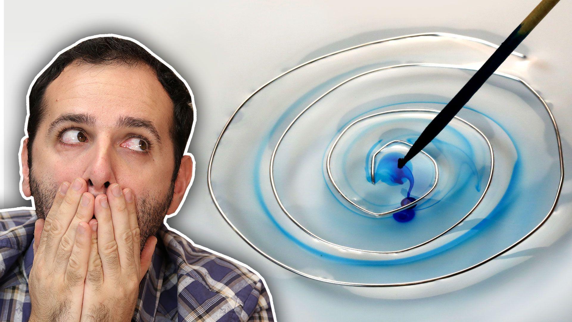 Experiencia Do Toque Magico Ultramegafacil Experimentos