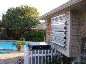 Window Slide Panel Diy Hurricane Window Protection Plywood Or Plastic Proyectos De Carpinteria Accesorios Para Casa Ventanas De Madera