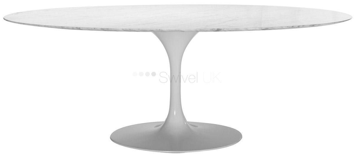 Table Ovale Tulip   Furniture   Pinterest   Tulip table ...