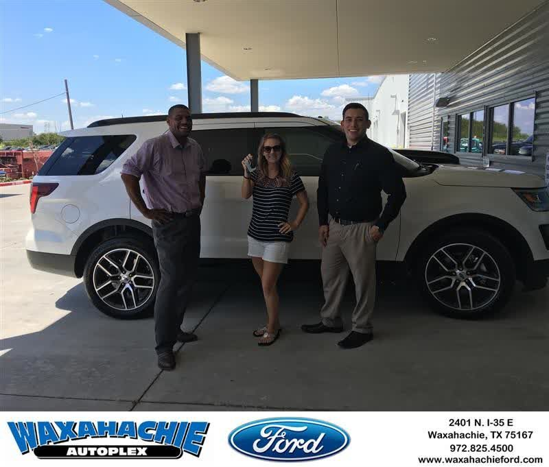#HappyBirthday to Eric from Ricky Martinez at Waxahachie Ford!  https://deliverymaxx.com/DealerReviews.aspx?DealerCode=E749  #HappyBirthday #WaxahachieFord
