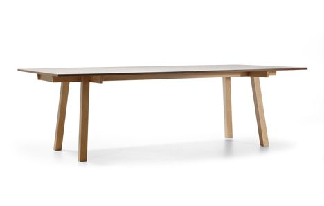 Combined Conference And Ping Pong Table By Richard Hutten For Lande - Desk conference table combination