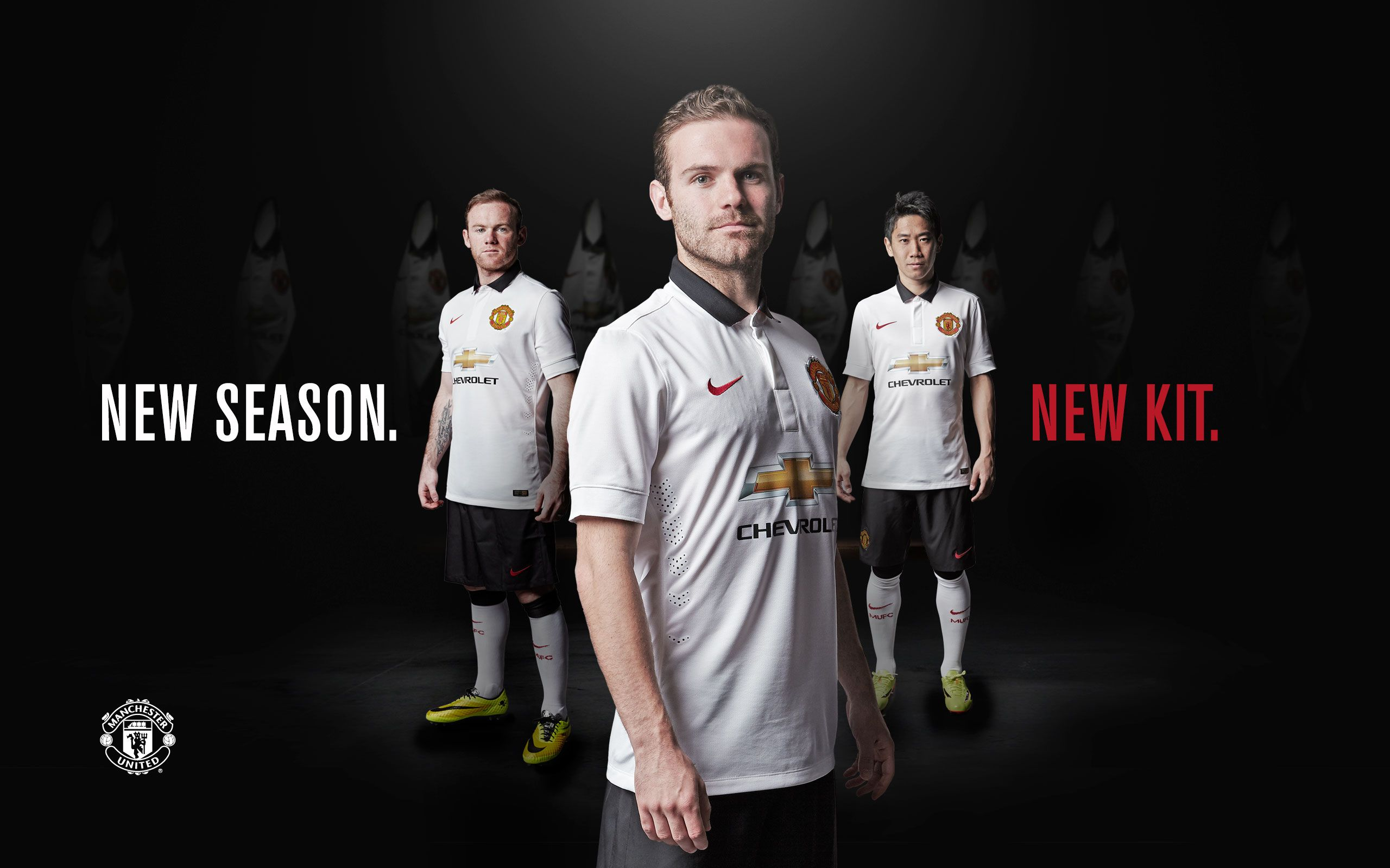 The 2014/15 Nike Manchester United Away Jersey. | Manchester united 2014, Manchester  united, Manchester