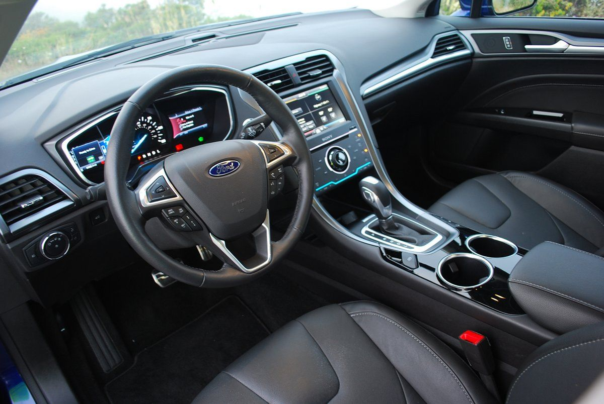 Review 2014 Ford Fusion Energi Titanium Ford Fusion Energi