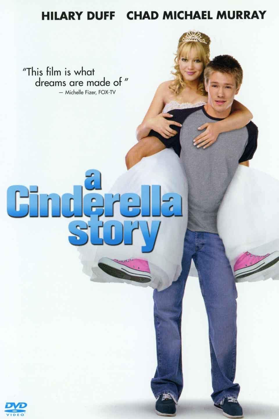 A cinderella story the movie revolves around two pen pals