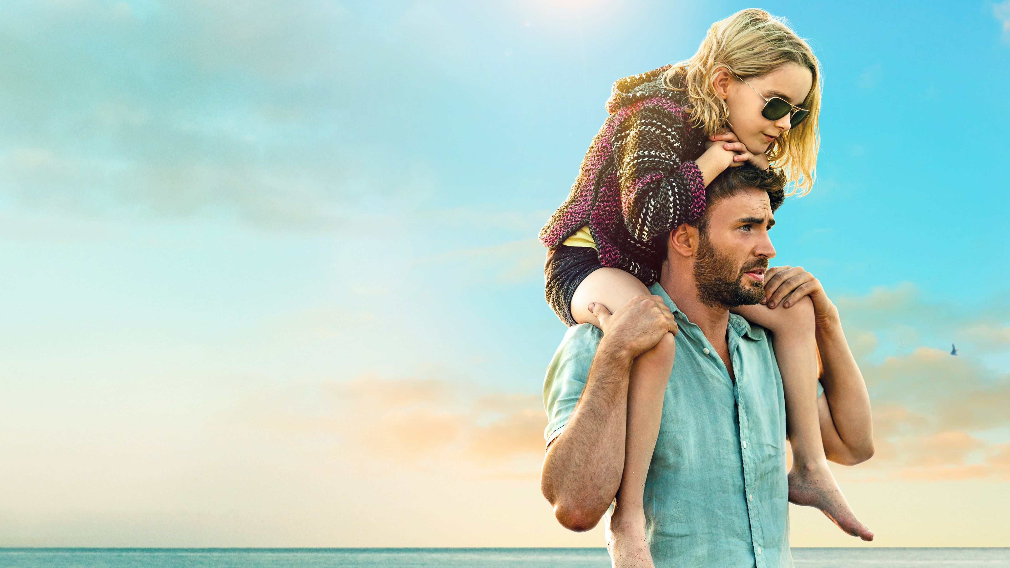 3840x2160 Gifted 4k Full Hd Image Chris Evans Mckenna Grace Chris Evans Gifted