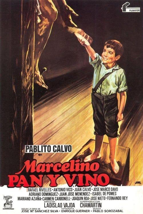Peliculas Online Gratis Ver Marcelino Pan Y Vino Pelicula Completa 1955 S Carteleras De Cine Carteles De Cine Cine