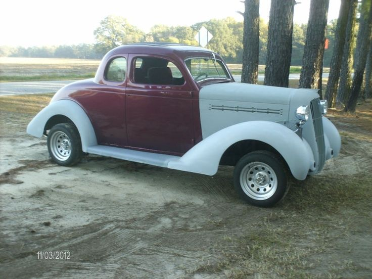 1935 Plymouth Coupe   1935 Plymouth Coupe Project Ratrod