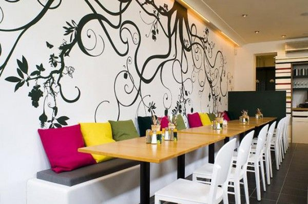Small Restaurant Design Ideas best small restaurant 1000 Images About Mural Styles Restaurant And Bar On Pinterest Murals Restaurant And Wall Murals