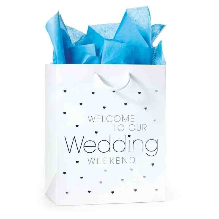 Wedding Gift Bags For Hotel Guests