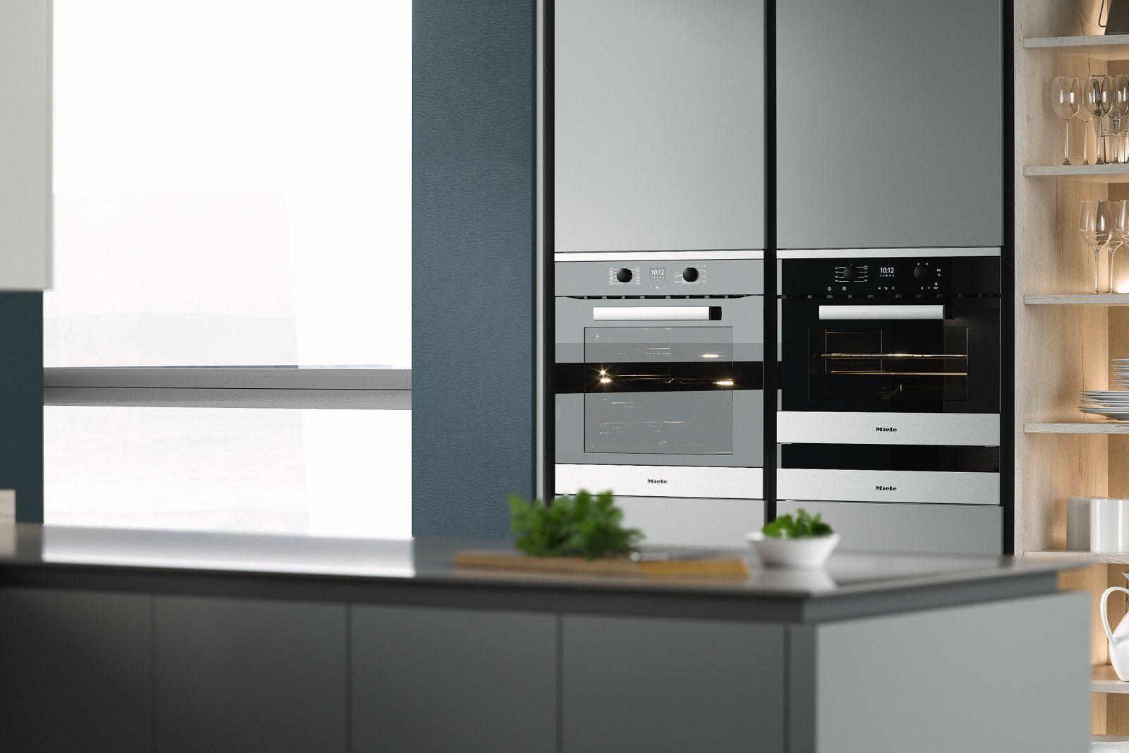 Milano Ultra Kitchen in Dove Wren kitchen, Kitchen, New