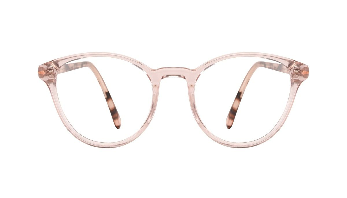 78e3f1990f6 London Blush - These acetate frames were designed in collaboration with 8  time Canadian champion