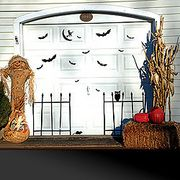 Magnetic Garage Door Halloween Decor - Our Newest Items - The Johnson Smith Co