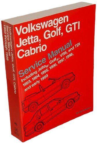 Bentley Paper Repair Manual Vw Jetta Golf Gti A3 Repair Manuals Golf Gti Vw Jetta