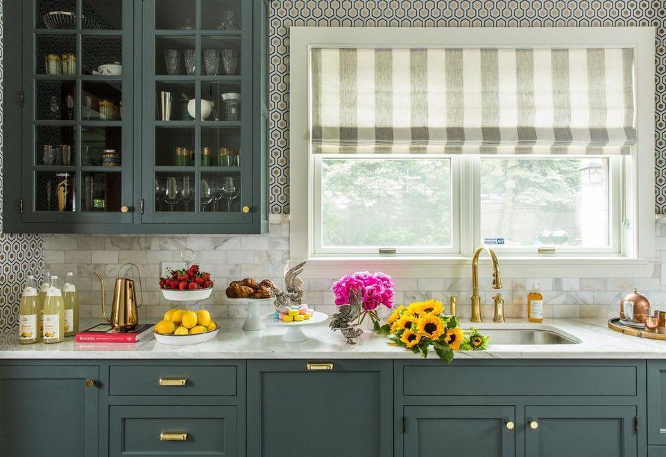 26 Kitchen Paint Colors Ideas You Can, Paint Kitchen Cabinets Colors Ideas